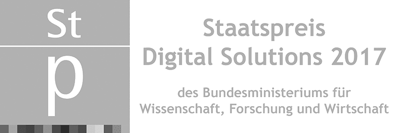Staatspreis Digital Solutions