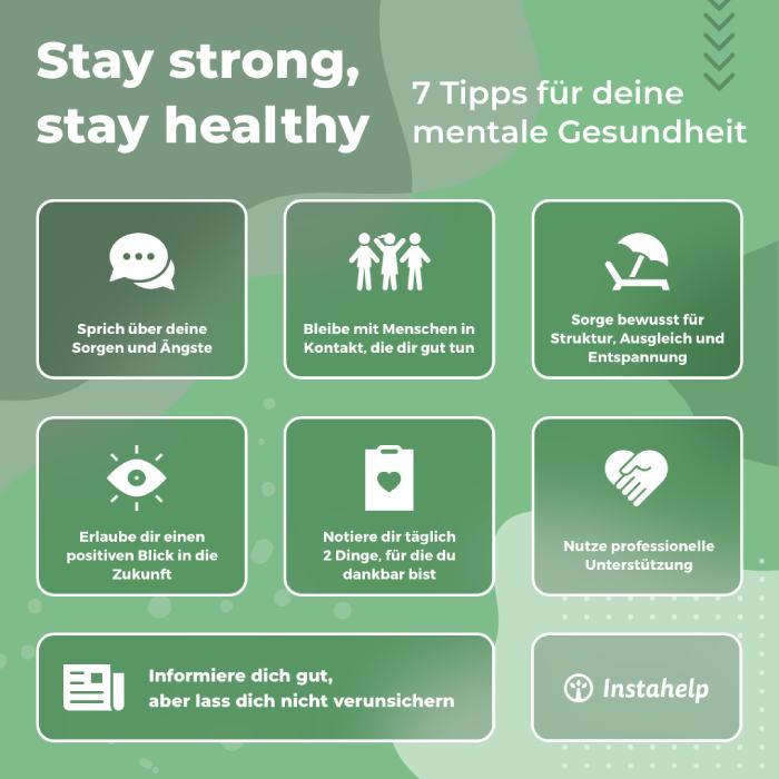 Angst vor Terror - 7 Tipps für mentale Gesundheit