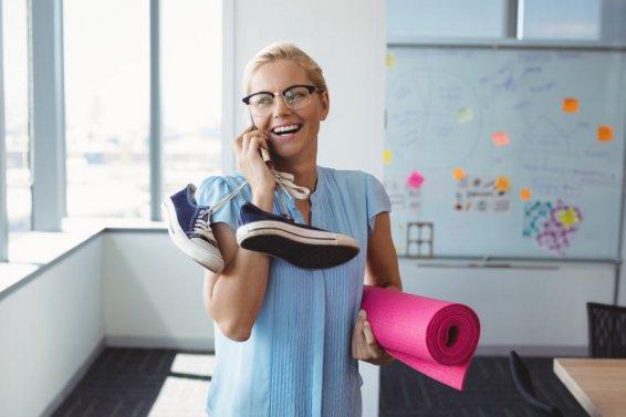 Mehr Gesundheit im Job