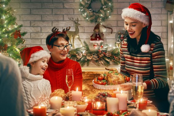 harmonisches Weihnachtsfest